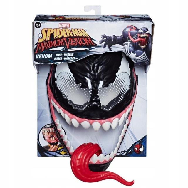 Obrázek produktu Spiderman Maximum Venom Maska, Hasbro E8689