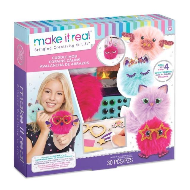 Obrázek produktu Make It Real Přívěsky, roztomilé chlupaté koule