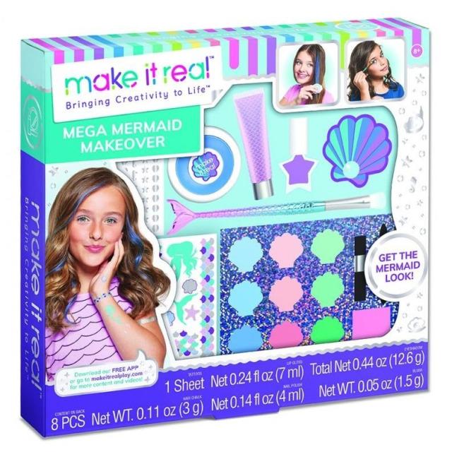 Obrázek produktu Make It Real Kosmetický set mořská panna