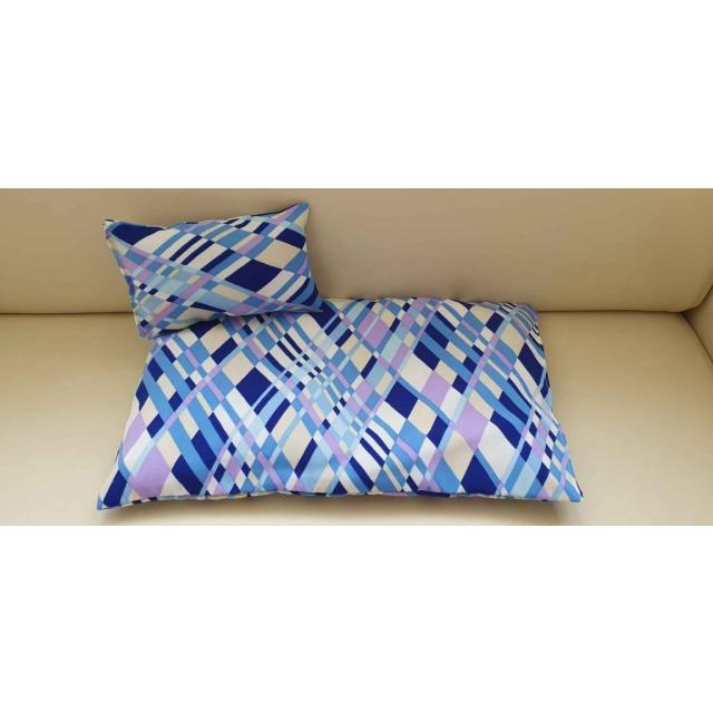 Obrázek produktu LOVEDOLLS Modré geometrické peřinky
