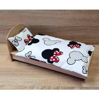 Obrázek 1 produktu LOVEDOLLS Mickey peřinky