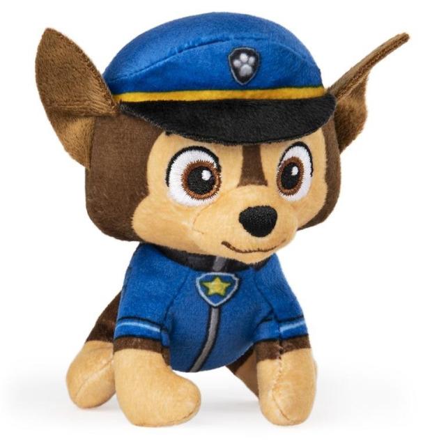 Obrázek produktu Spin Master Tlapková patrola plyšová figurka 12cm CHASE