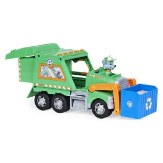 Obrázek 1 produktu Tlapková patrola ROCKY Recyklační auto, Spin Master