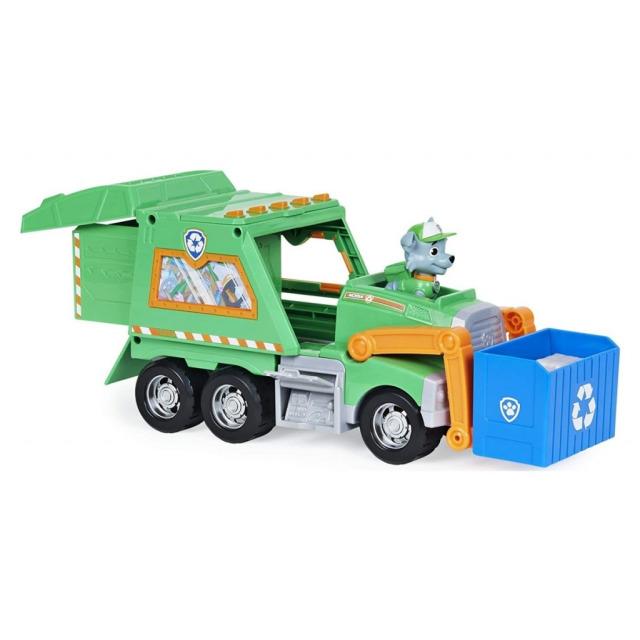 Obrázek produktu Tlapková patrola ROCKY Recyklační auto, Spin Master