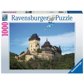Obrázek 1 produktu Ravensburger 16865 Puzzle Česká kolekce: Karlštejn 1000 dílků