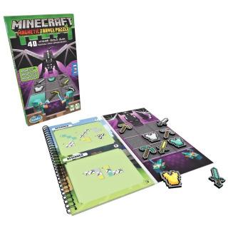Obrázek 1 produktu ThinkFun Minecraft Magnetická cestovní hra