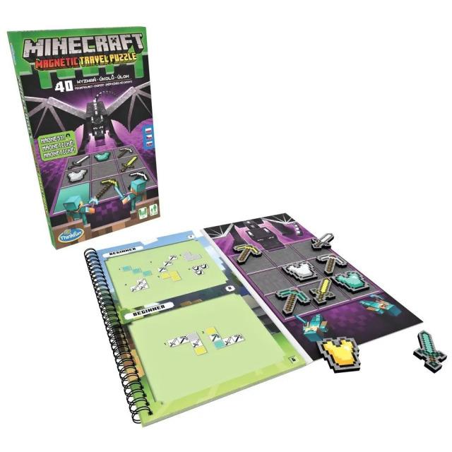 Obrázek produktu ThinkFun Minecraft Magnetická cestovní hra