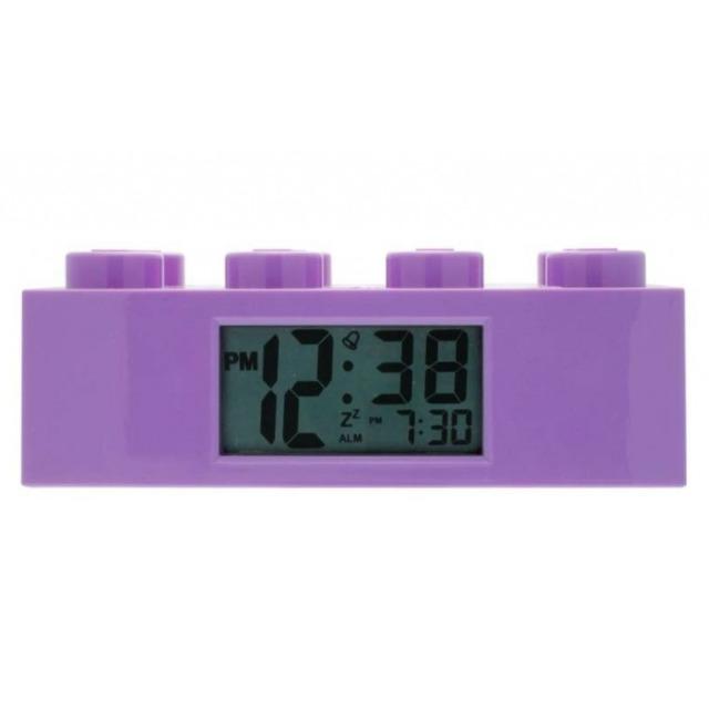 Obrázek produktu LEGO Brick hodiny s budíkem Friends (poškozený obal)