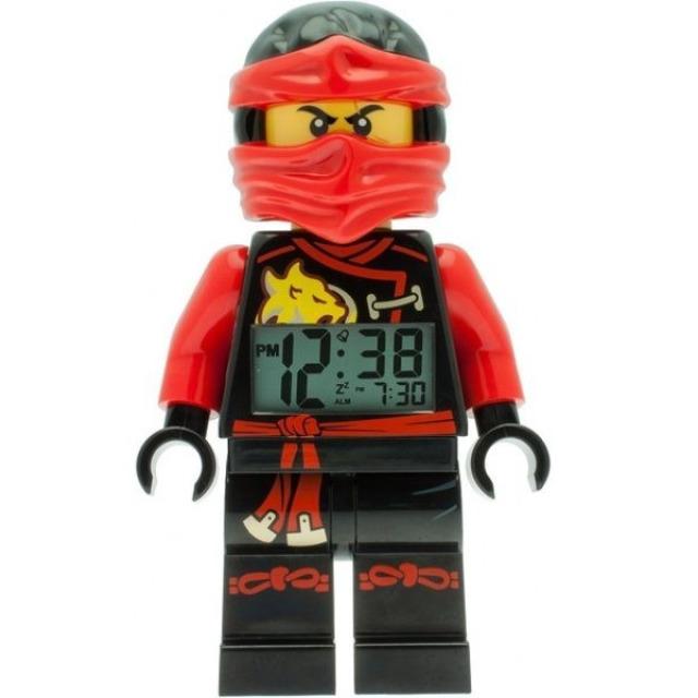 Obrázek produktu LEGO Ninjago Sky Pirates hodiny s budíkem Kai (poškozený oabl)