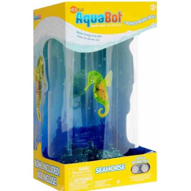Obrázek produktu HEXBUG Mořský koník s akváriem zelený