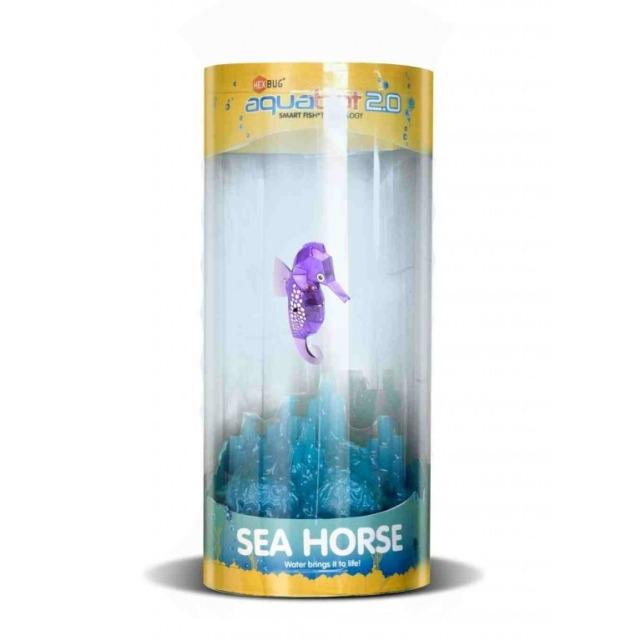 Obrázek produktu HEXBUG Mořský koník s akváriem fialový