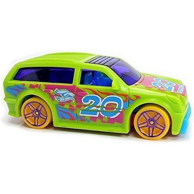 Obrázek produktu Hot Wheels Easter Spring BOOM BOX, Mattel GJV80