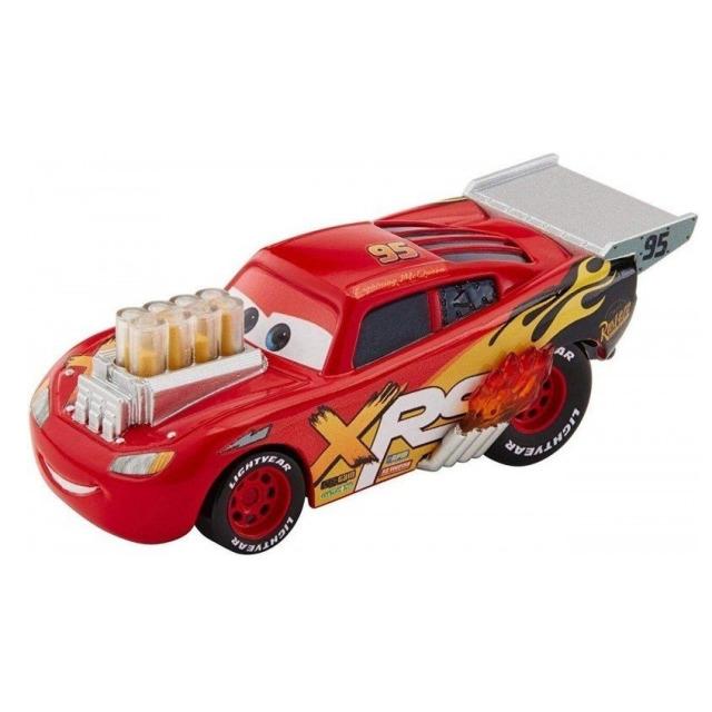 Obrázek produktu Cars 3 Autíčko Drag Xtreme Racing BLESK McQUEEN, Mattel GFV34