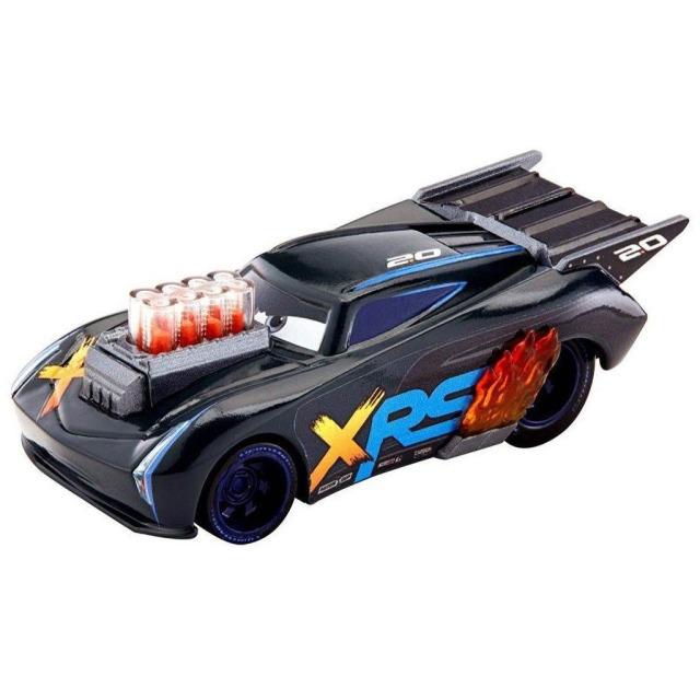 Obrázek produktu Cars 3 Autíčko Drag Xtreme Racing JACKSON STORM, Mattel GFV36