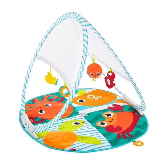 Obrázek produktu Hrací dečka do tašky, Fisher Price FXC15