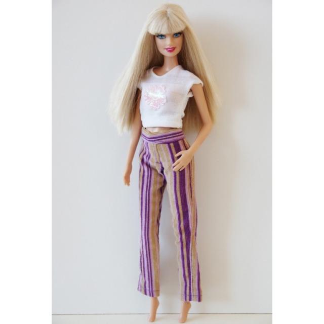 Obrázek produktu LOVEDOLLS Kalhoty manchester proužkované