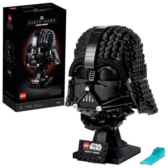 Obrázek produktu LEGO Star Wars 75304 Helma Dartha Vadera