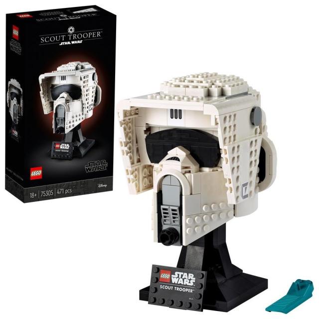 Obrázek produktu LEGO Star Wars 75305 Helma Průzkumného vojáka