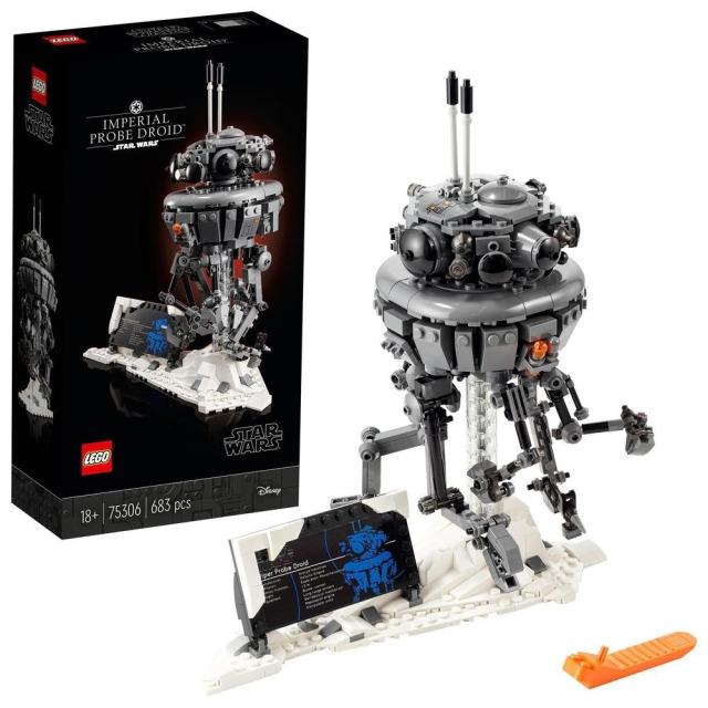 Obrázek produktu LEGO Star Wars 75306 Imperiální průzkumný droid