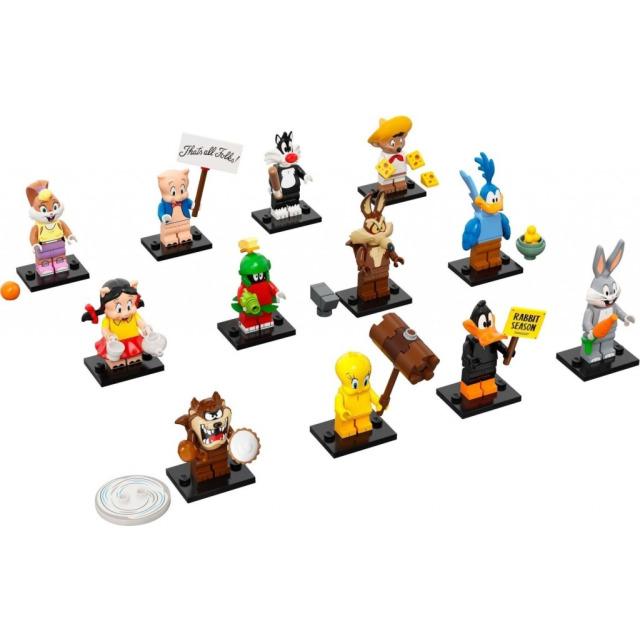Obrázek produktu LEGO 71030 Ucelená kolekce 12 minifigurek Looney Tunes™
