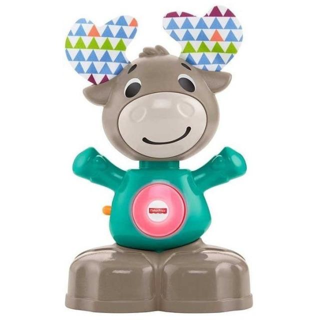 Obrázek produktu Fisher Price Linkimals Mluvící los, Mattel GRB25
