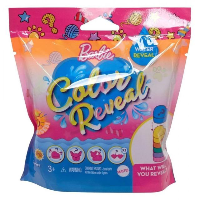 Obrázek produktu Barbie COLOR REVEAL Zvířátka, vlna 1, Mattel GPD25
