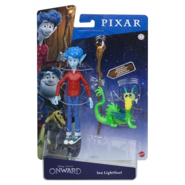 Obrázek produktu PIXAR Frčíme Ian Lightfoot, Mattel GMM15