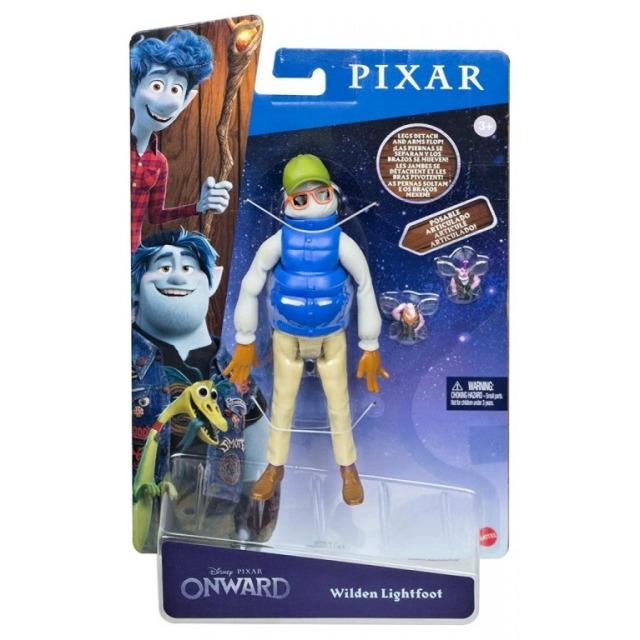 Obrázek produktu PIXAR Frčíme Wilden Lightfoot, Mattel GMP59