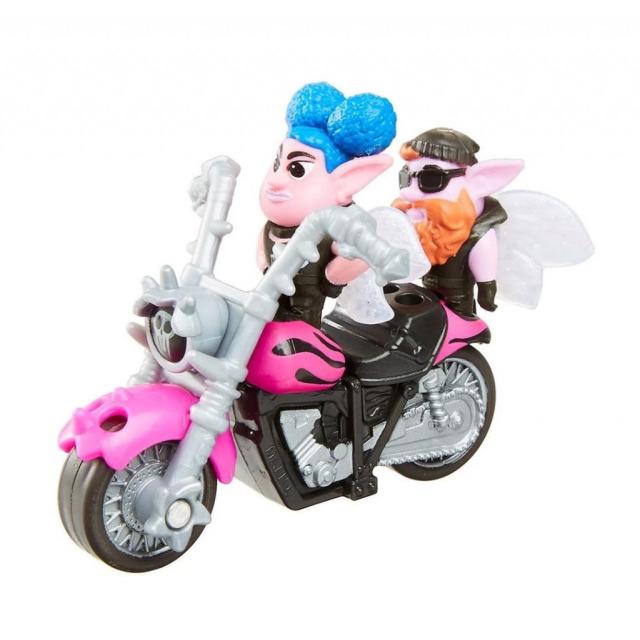 Obrázek produktu PIXAR Frčíme Sprites & motocykl, Mattel GMM77