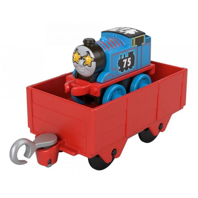 Obrázek produktu Fisher Price Tomášek a přátelé Mini nákladní vagónky, GLP87