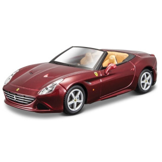 Obrázek 1 produktu Bburago FERRARI Race&Play Ferrari California T (Open Top) 1:43