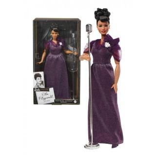 Obrázek 1 produktu Barbie Inspirující ženy ELLA FITZGERALD, Mattel GHT86