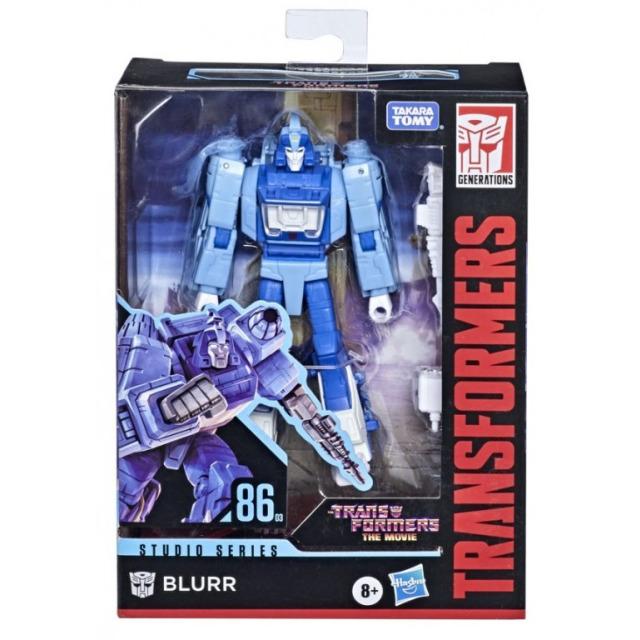 Obrázek produktu Transformers GEN: Deluxe BLURR, Hasbro F0711 / E0701