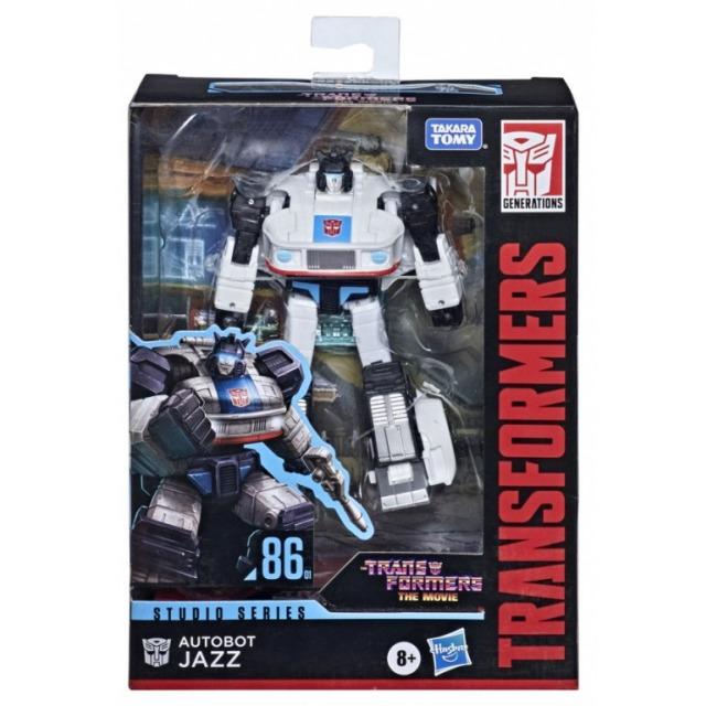 Obrázek produktu Transformers GEN: Deluxe AUTOBOT JAZZ, Hasbro F0709 / E0701
