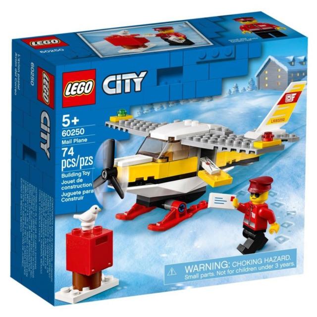 Obrázek produktu LEGO CITY 60250 Poštovní letadlo