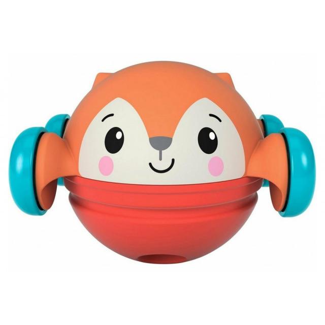 Obrázek produktu Fisher Price Jezdící a kutálející se zvířátko Liška, Mattel GVL62