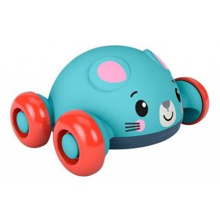 Obrázek 1 produktu Fisher Price Jezdící a kutálející se zvířátko Myška, Mattel GVL63