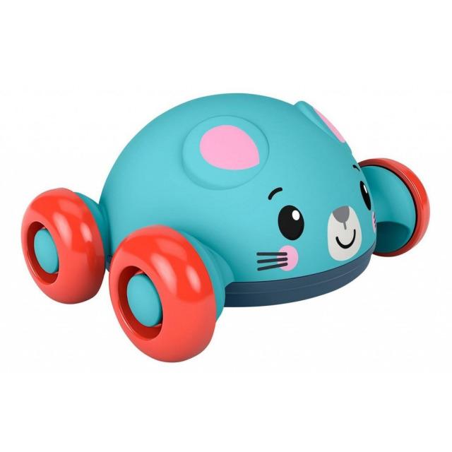 Obrázek produktu Fisher Price Jezdící a kutálející se zvířátko Myška, Mattel GVL63