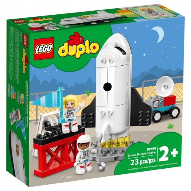 Obrázek produktu LEGO DUPLO 10944 Mise raketoplánu