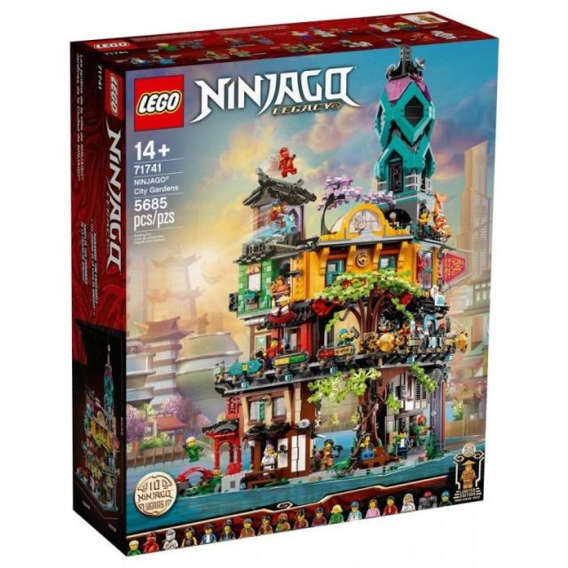 Obrázek produktu LEGO Ninjago 71741 Zahrady v NINJAGO® City