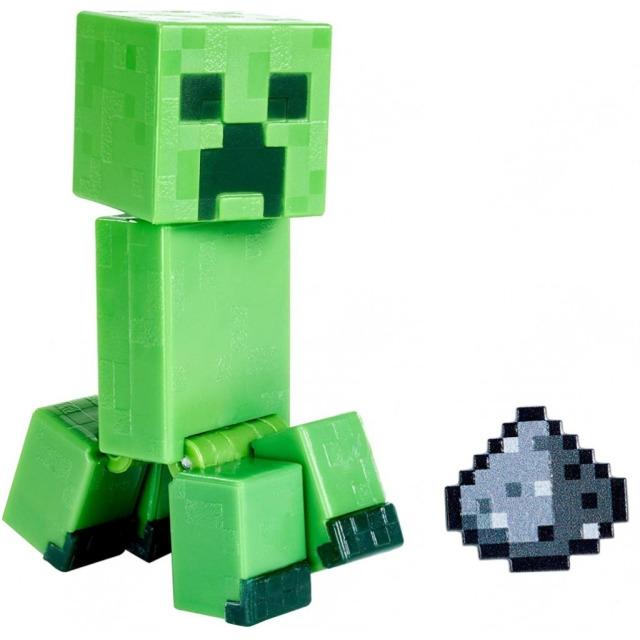 Obrázek produktu Minecraft Figurka 8cm CREEPER, Mattel GTT45