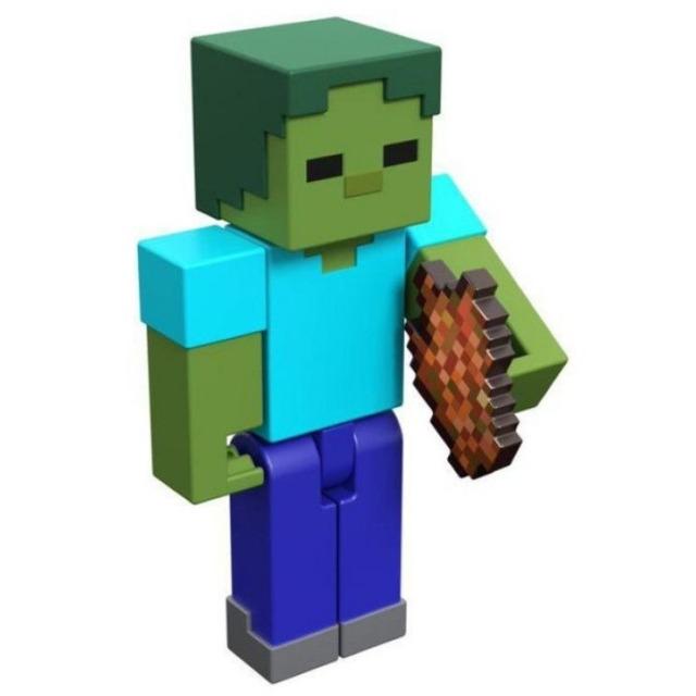 Obrázek produktu Minecraft Figurka 8cm ZOMBIE, Mattel GTP12