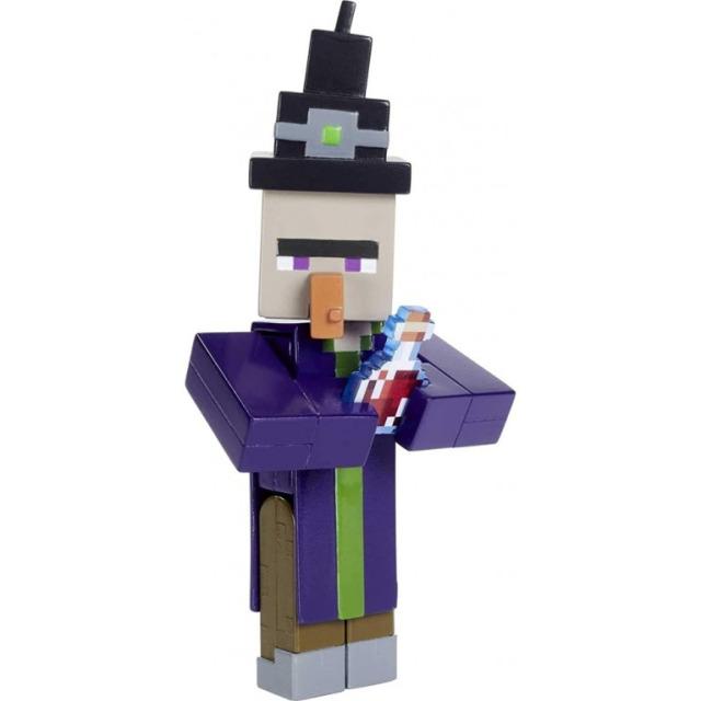 Obrázek produktu Minecraft Figurka 8cm WITCH, Mattel GTP10