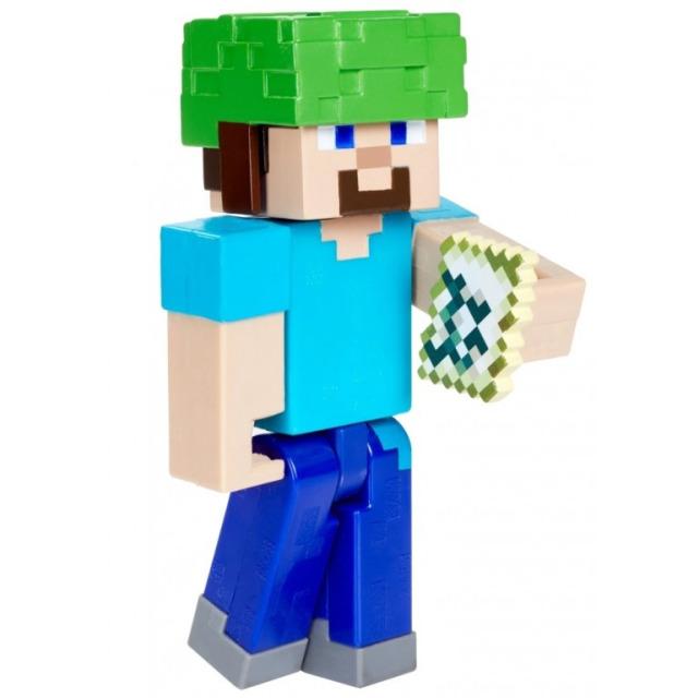Obrázek produktu Minecraft Figurka 8cm UNDERWATER STEVE, Mattel GTP21