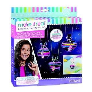 Obrázek 1 produktu Make It Real Náhrdelník s lahvičkou na sny