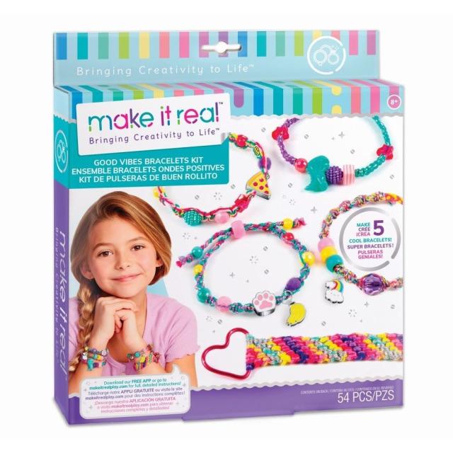 Obrázek produktu Make It Real Sada pro výrobu náramků