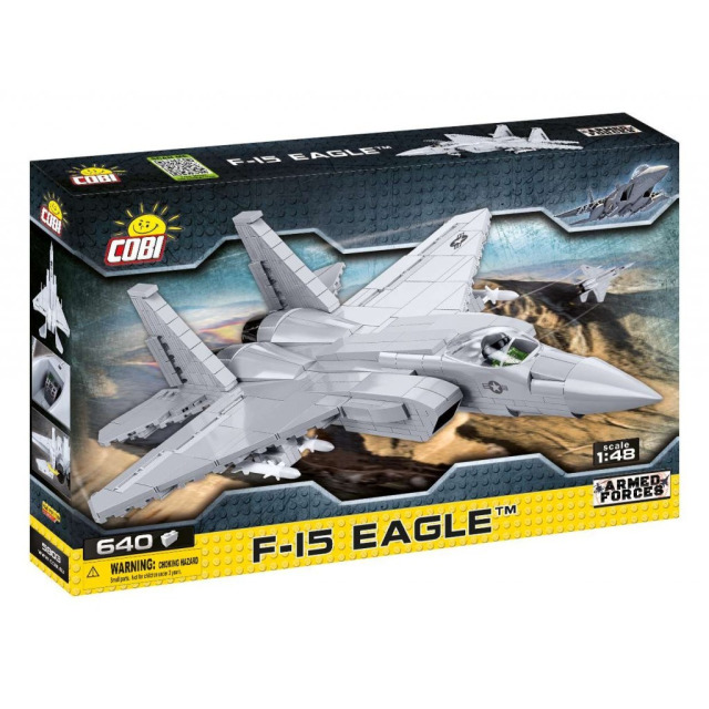 Obrázek produktu Cobi 5803 Armed Forces F-15 Eagle, 1:48, 590 k