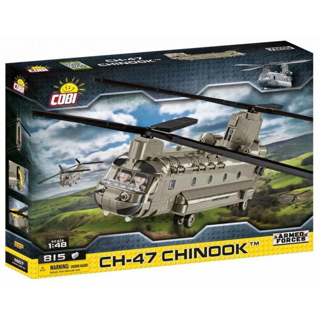 Obrázek produktu Cobi 5807 Armed Forces Americký transportní vrtulník Boeing CH-47 Chinook