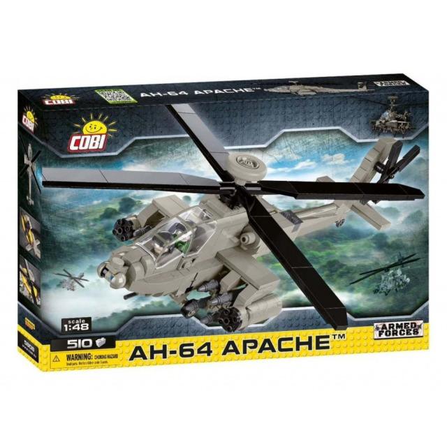 Obrázek produktu Cobi 5808 Armed Forces Americký bitevní vrtulník AH-64 Apache