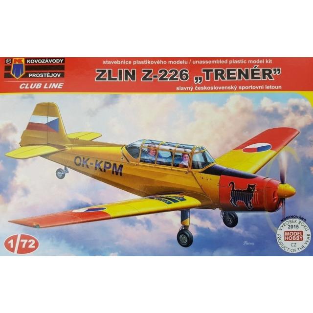 """Obrázek produktu Z-226 """"Trenér"""" 1:72"""